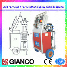 2016 PU Foaming Machine CE Certification Cleaning Equipment