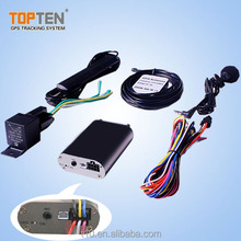 China manufacture TK103B Car gps tracker with Power supply disconnection alarm Radio shack gps car from china