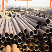 api 5l x 52 carbon steel pipes wall thickness 50mm