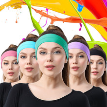 China fitness accessory wholesale running headband