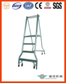 hot sale & high quality aluminium tiltable tower ladder with Long Service Life