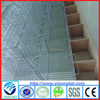 Gold animal cage supplier , high security stainless steel mink cage for sale ( ISO9001 Certificated )