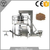 Automatic Vertical Fish Food Packing Machines
