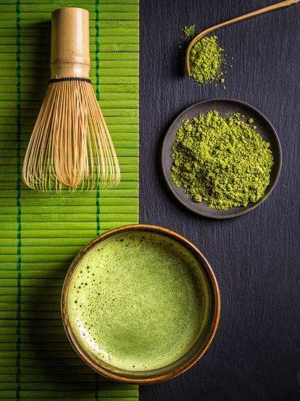 Food Product Type and JAS,GAP,HACCP,ISO,HALAL Certification UJI Matcha Green Tea Powder