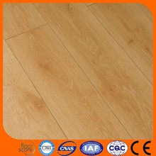 Plastic wood laminate flooring glueless vinyl click floor