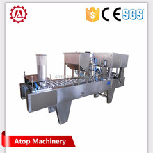Competitive price bottle/plastic cup filling sealing machine/used can seamer