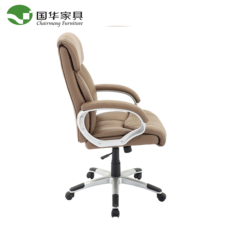 Leather executive ergonomic office chair cheap furniture chairs