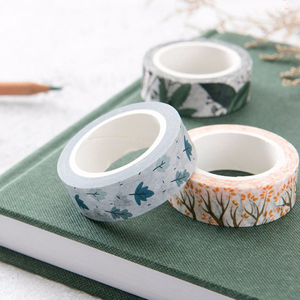 Hot Sale New Design Decorative Tape, Printed Paper Tape