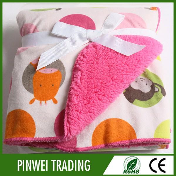 Baby Gift Logo : Promotional korean giraffe baby gift blanket buy