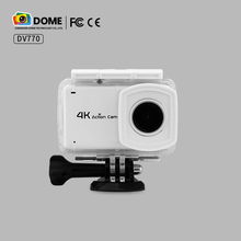 4K Sport Action Camera With 2 Inch LCD Screen 16 MP Full HD 4k 24fps Wi-Fi Remote Control Waterproof Sports Camera
