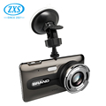 Wdr Fhd 1080P Dual Camera Car Dvr,24 Hours Video Camera Recorder,1080P Dual Dashcam Gps