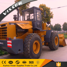 Chinese used front loader used wheel loader for sale
