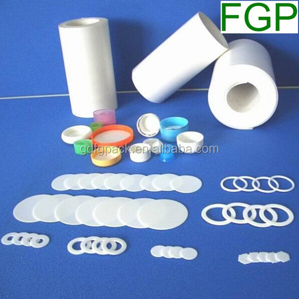 China manufacturer factory price for EPE foam seal liners PE/PP/PET/PVDC