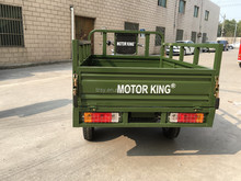 Water Cooled Engine Cargo Motor Tricycle made in China five wheels vans,high quality ambulance motorcycle