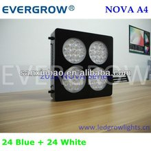 120w dimmable led aquarium light