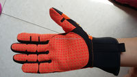 Ironclad Kong IPWSDX04L Impact Protection Gloves Oil and Gas Industry Gloves Heavy Duty Industrial Gloves