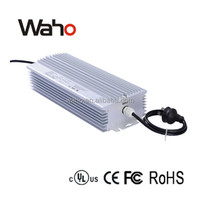 China best quality hps electronic ballast 600w/PWM 0-10V knob PLC Dali dimmable hot sale