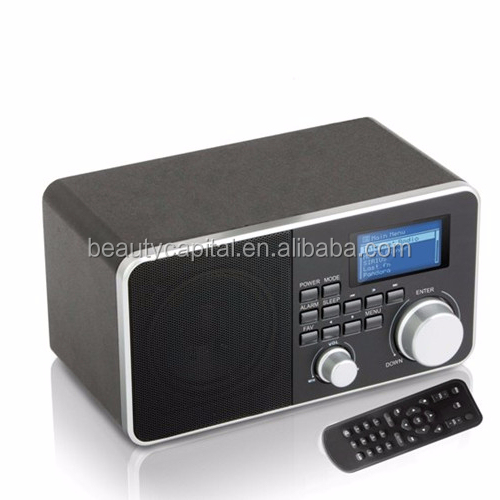 Wholesale BT Wifi connect wireless DAB/FM USB indoor internet radio