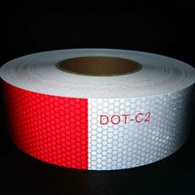 Reflective Tape For Trailers, dot-c2, FMVSS 108 Standard HI-INT-180012