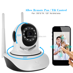 Wholesale 360 Degree P2P Smart Portable Camera Video Baby Monitor Wireless Wifi Security Camera