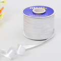Silver Bias Binding Tape