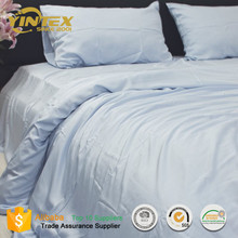 Wholesale Soft Hospital/Hotel Use Bamboo Bed Sheets Bedding Set