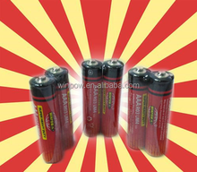 Wholesale Battery Manufacturer Supply UM4 R03P AAA 1.5V Dry Batteries Carbon Zinc Battery