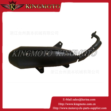carbon fiber motorcycle muffler , auto parts,exhaust pipe