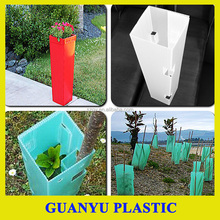 Recycled Corrugated Plastic Corflute Tree Guards