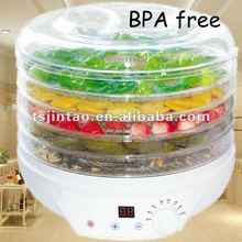 Food dehydrator vegetables dehydrator