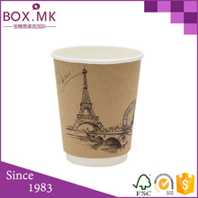 Food Grade Disposable pe coated paper cup blank
