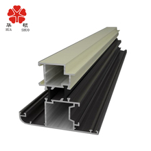 wholesale all types of alu profile aluminium extrusion to make window and door