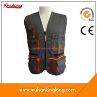 Hot Sale Top Quality Best Price Photographer Vest For Men