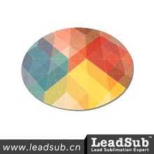 Christmas Sublimation Glass Cutting Board (Round)