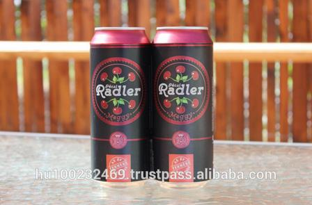 Sour Cherry Fruit Beers in 500ml Can