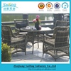 Sailing Autumn Arrival Sale Cheap Plastic Rattan Garden Tables And Chairs
