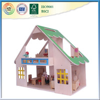 Wood house finland as 2015 new arrival,unique toys
