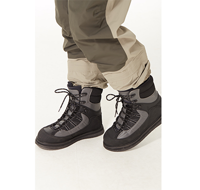 High End fly Fishing Wading Boots