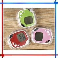 BW44 fashion design free body fat pedometer