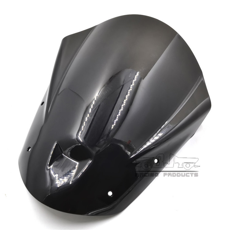 BJ-WS-MT09B Motorbike MT09 windshield ABS windscreen for Yamaha MT09 FZ09 2013-2016