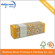 Factory supply accept custom paper gift box packaging.