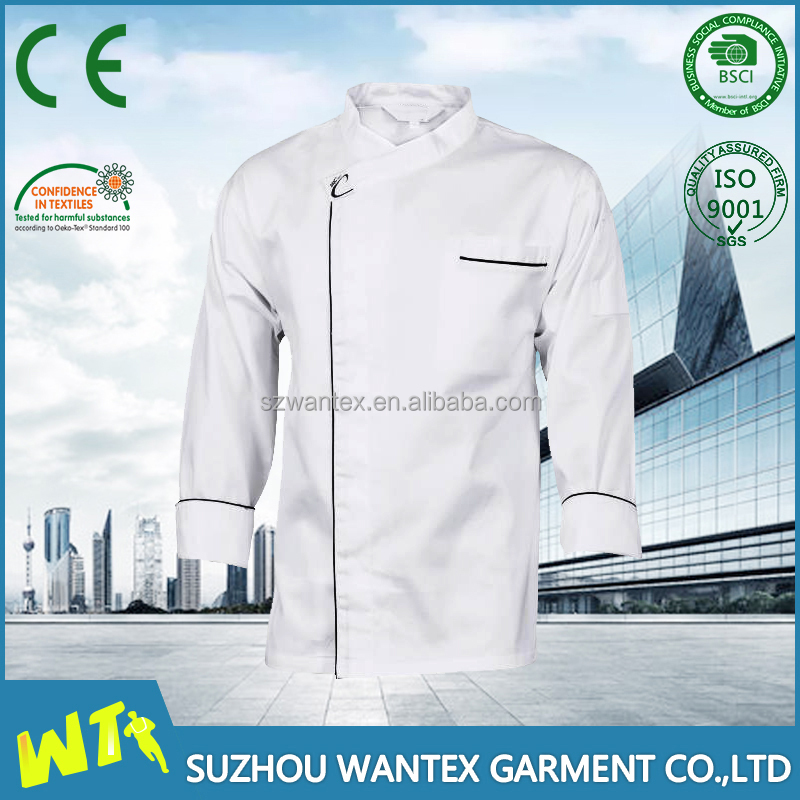 Executive Custom Polyester Chef Cook Uniform for men