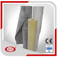 polyester reinforced pvc waterproofing membrane