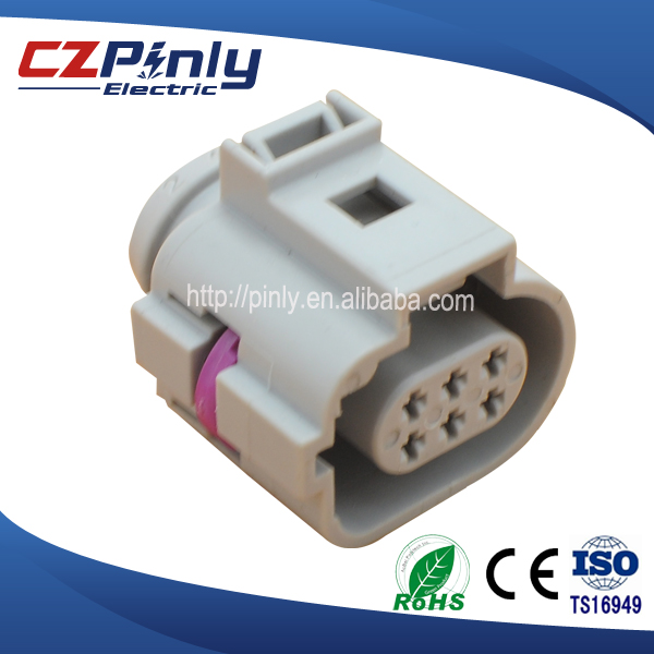 6-way Plug Connector Kit