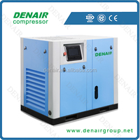 hot selling portable type water lubrication oil free screw air compressor