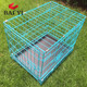 pet accessories foldway dog crate animal cage in the garden