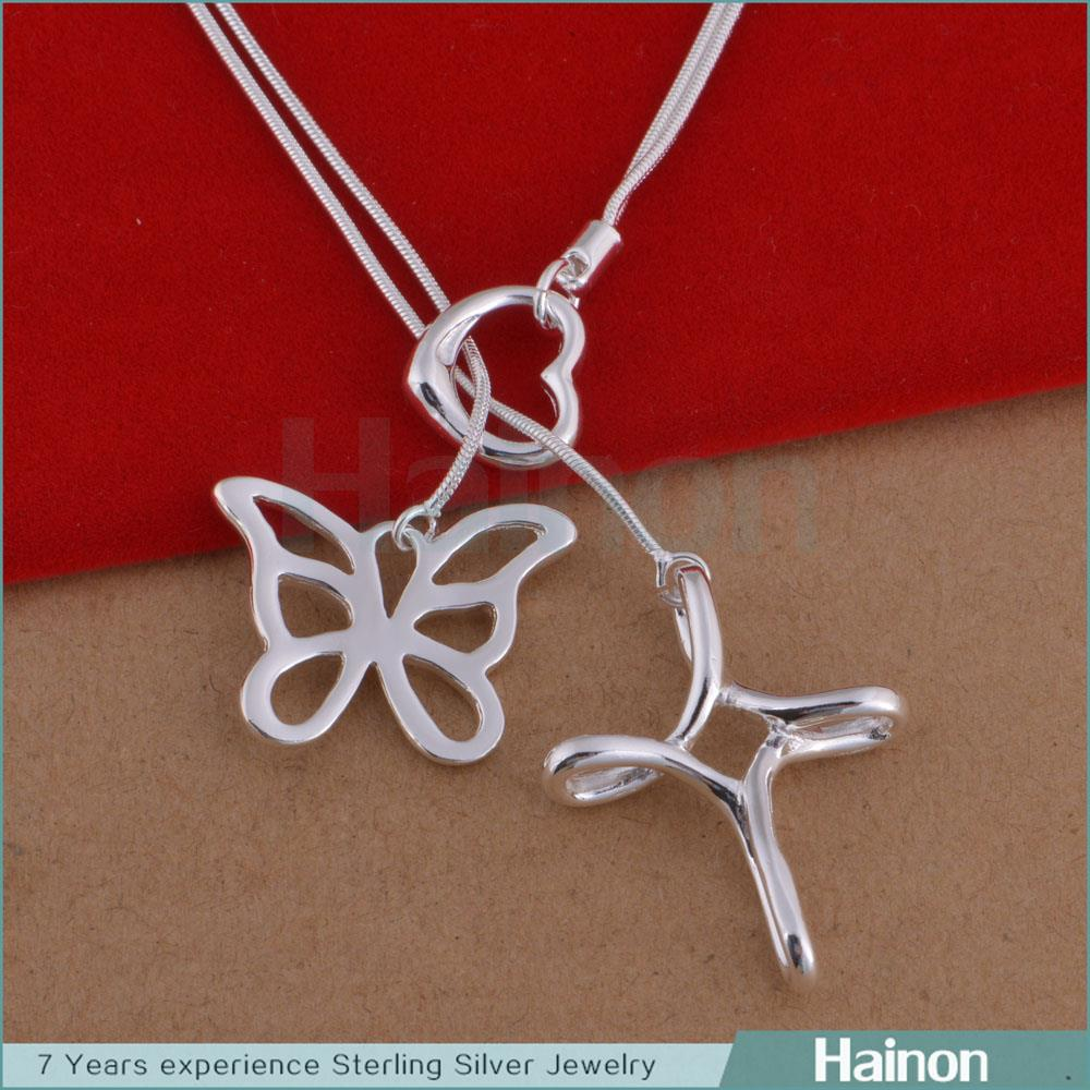 yiwu factory 925 sterling necklace