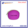 Promotioanal gifts Silicone rubber coin purse bag with printed logo