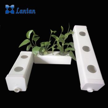 Factory HOT sales PVC plastic trough nft channel for greenhouse hydroponics system