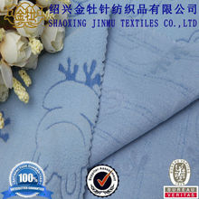 2014 high quality fleece penguin fleece fabric